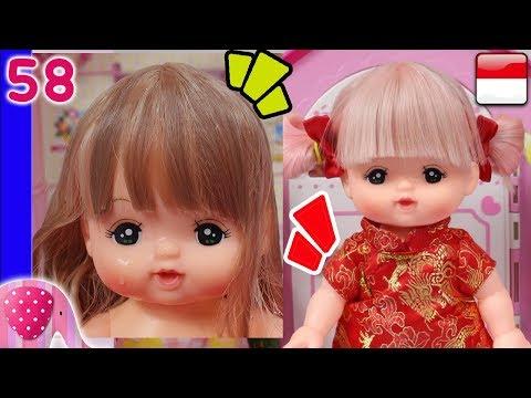 Mainan Boneka Eps 58 Teman Baru Mell Chan - GoDuplo TV