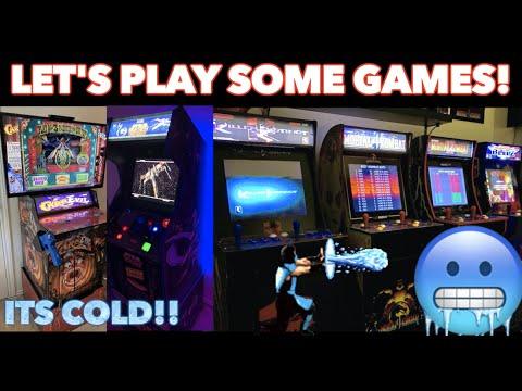 Friday Night Stream! | Mortal Kombat 1-4 Playthrough, and Arcade1Up's Beta Tester Program! from Killer Arcade Games