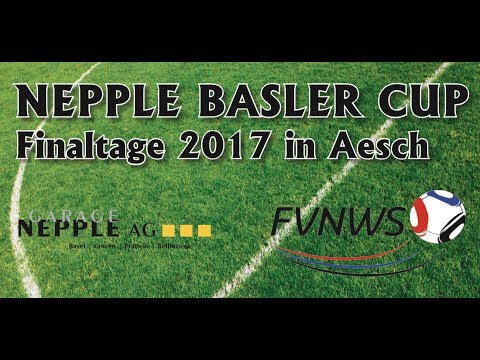 Nepple Basler Cup 2017 - Final FC Reinach – FC Concordia Basel