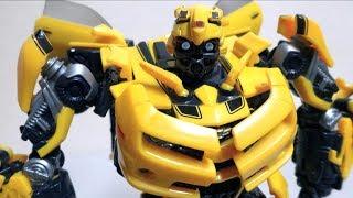 【最高傑作!国内版】トランスフォーマー MPM-03 バンブルビー ヲタファの国内版、海外版比較レビュー (Part.3)/ Transformers MPM-3 BUMBLEBEE