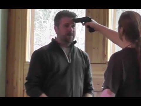 """Official"" Worlds Fastest Gun Disarm, Black Belt Victor Marx (VM disarm)"
