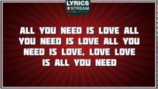 Скачать All You Need Is Love The Beatles Tribute Lyrics