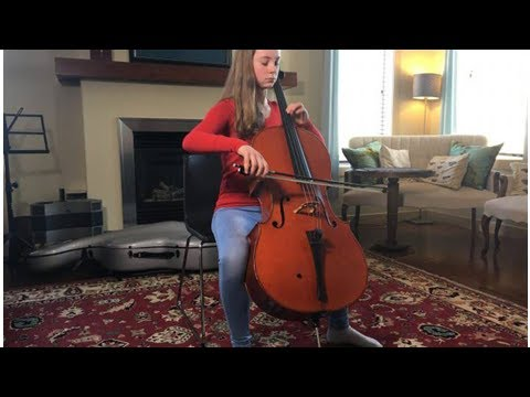 Calgary musical prodigy puts cello skills on display with High River showcase - Calgary
