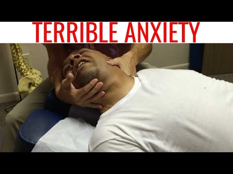 Years of ANXIETY & SCIATICA gone in 3 CHIROPRACTIC adjustments