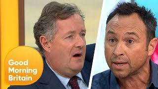 Piers Calls Jason Cundy a 'Sexist Pig' in Football Commentating Row | Good Morning Britain