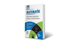 Çap Yayınları - AL - 11.Sınıf Matematik 3.Fasikülü - Sayfa 7-10