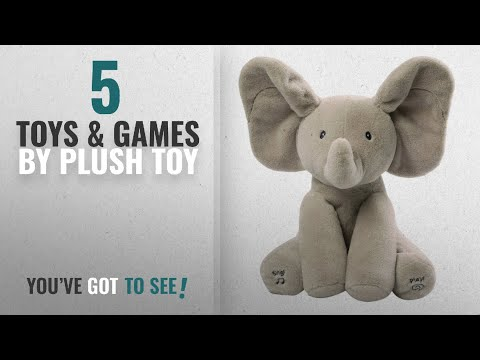 Top 10 Plush Toy Toys & Games [2018]: Gund Baby Animated Flappy The Elephant Plush Toy