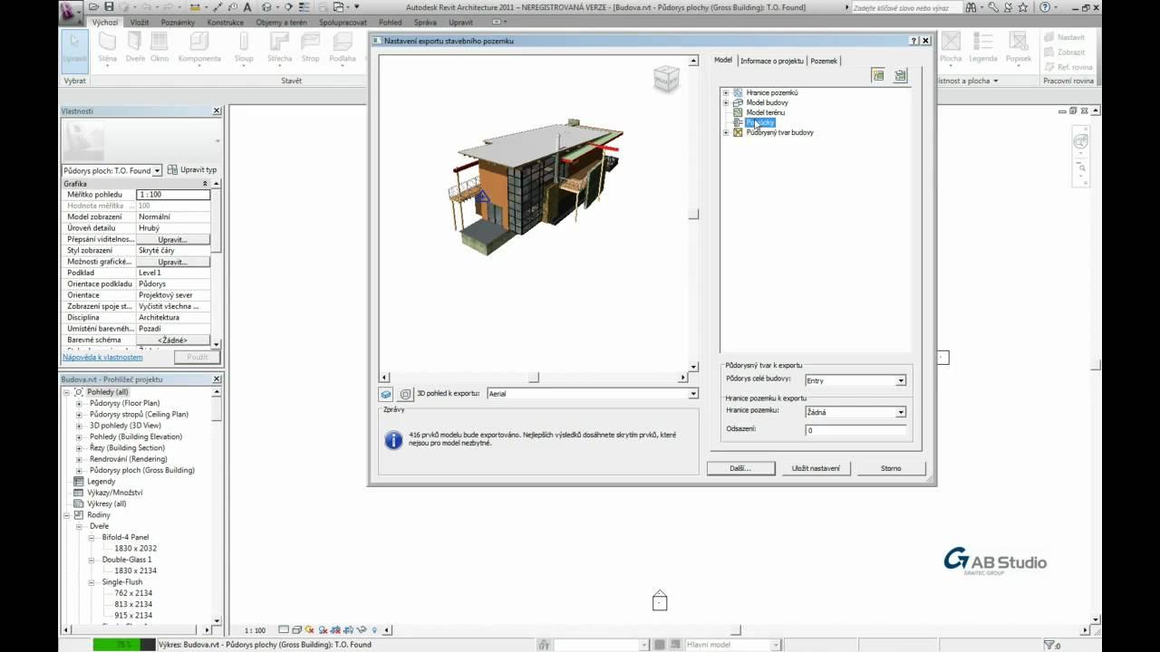 Autocad Civil 3d Export Z Revit Architecture Youtube