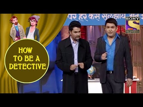 Kapil Teaches Mubeen The Art Of Solving A Crime Case - Jodi Kamaal Ki