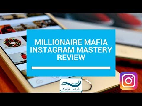Millionaire Mafia Instagram Mastery Review by Ben Oberg - Millionaire Mafia Instagram Testimonial
