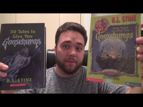 More Tales To Give You Goosebumps - Book Review