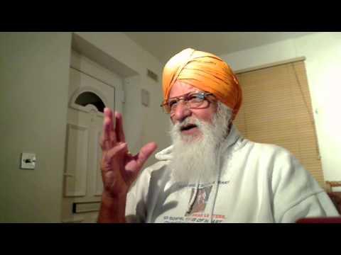 Punjabi - Christ Ram Dass Ji says rendering expositions are His Praises-2.