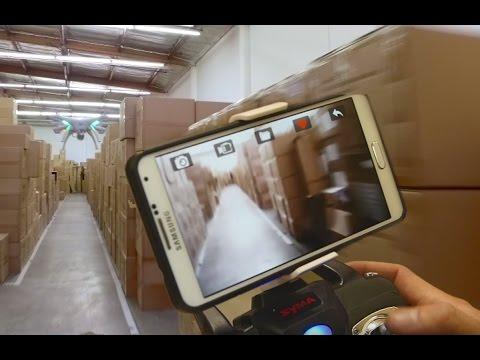 Дрон Syma X5SW Explorers с 2mpx HD камера, 2.4 Ghz обхват до 200 метра 70