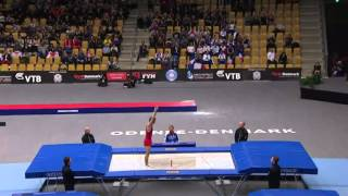 2015 Male Trampoline World Championships Finals