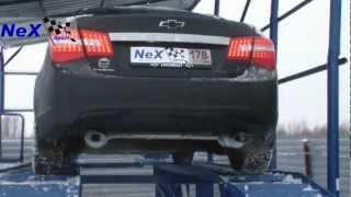 NeX® _Chevrolet Cruze Sedan. Глушитель серии -Форсаж- нержавеющая сталь(Доп.инфо и фото / More info: http://nex.su/shop/forum/index.php?PAGE_NAME=message&FID=9&TID=305&MID=3138#message3138 Глушитель основной ..., 2013-01-10T13:34:00.000Z)