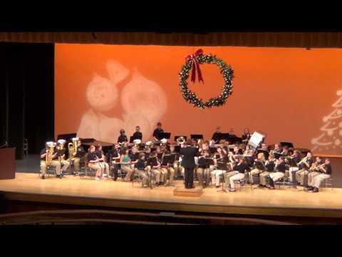 Cuyahga Falls Roberts Middle School 6th Grade Winter Concert