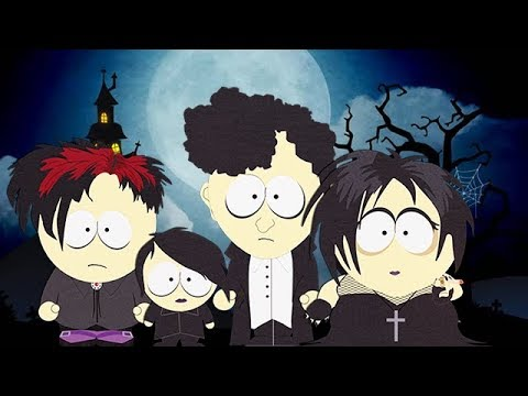Best of the Goth Kids - South Park