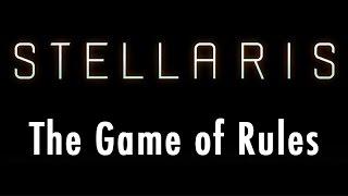 Stellaris Multiplayer mit Hausregeln: Eine Anregung (aus Steinwallens Lager)