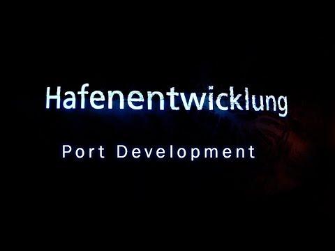 [LED Presentation] Hamburg Port Development - Hamburg museum