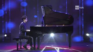 David Cerquetti - AT HOME (Live Concert RAI VdA - Italian Television)