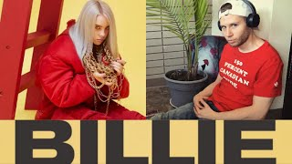 DONT SMILE AT ME BY BILLIE EILISH FIRST LISTEN + ALBUM REVIEW