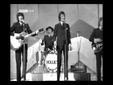 The Hollies - Carrie Anne, Just One Look, Bus...
