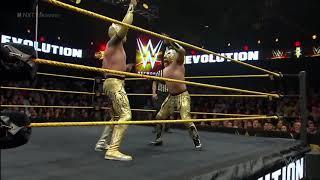 WWE Müzikli Montaj Lucha Dragons