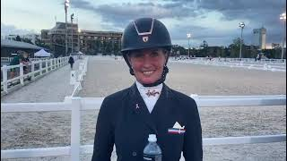 Yvonne Losos en los Juegos Olímpicos Tokio 2020