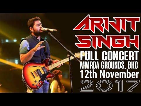 Arijit Singh live in concert🔥🔥🔥 |  MMRDA GROUNDS MUMBAI 2017