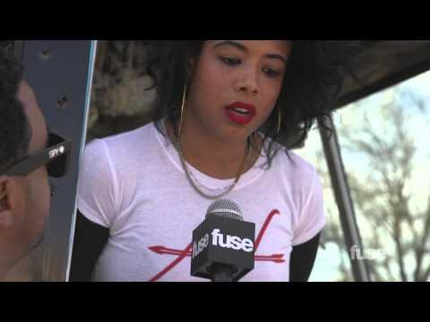 Visit Kelis' Food Truck  - SXSW 2014