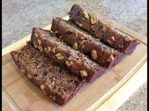 Best BANANA NUT BREAD recipe !