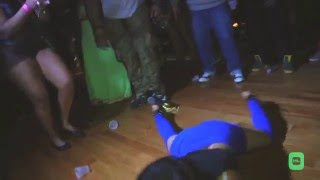 5th Annual Green and Black Affair // Fame Floss [Party Video]