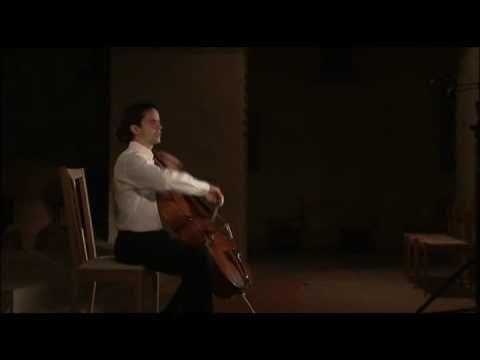 Jean-Guihen Queyras - JS Bach - Suite No. 3 in C major, BWV 1009