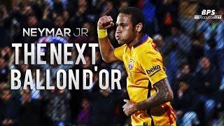 Neymar Jr ► Road To Ballon D
