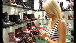 видео Интернет-магазин детской обуви - Ортопедическая детская обувь Ortopedia
