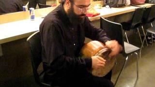 Sahab Torbati - Tombak Rehearsal - Vancouver 2011