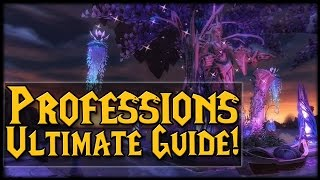 legion ultimate professions guide legion profs are awesome