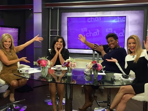 "Jacksonville's ""The Chat"" Welcomes Guest-Host, Gabrielle Doraisamy"