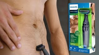Philips BG1024 Body Groom Series 1000 How To Use Unboxing Reviews (Shaver Shop Bangladesh)