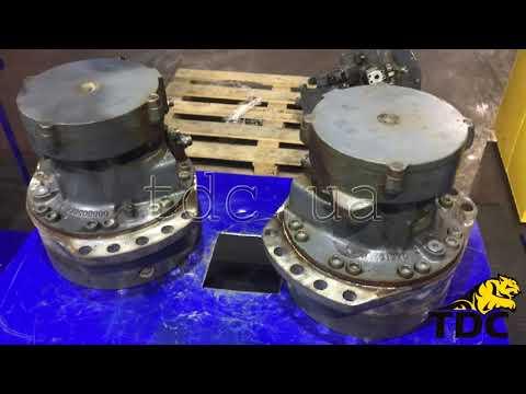 Ремонт гидрохода катка HAMM HD
