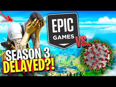 Epic DELAYING Fortnite Season 3?.. NEW Leaked Glider & Synced Emotes! (Fortnite Update)