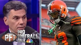 What is Odell Beckham Jr.'s future with Cleveland Browns? | Pro Football Talk | NBC Sports