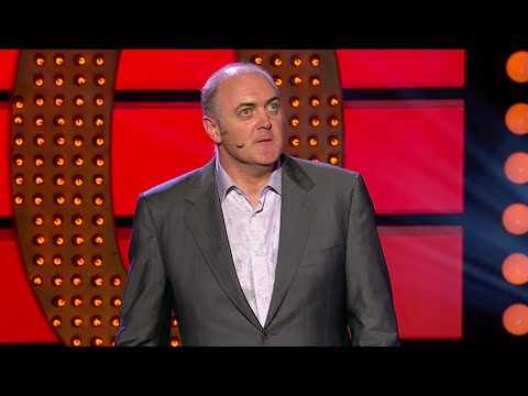 Dara O'Briain on Metal Gear Solid - Live at the Apollo - Series 6 - BBC Comedy Greats
