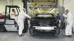 How a Jaguar Limousine is made