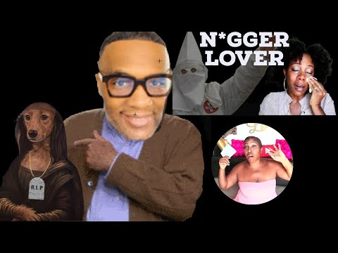 Pink Pill Called An N-Word-Boyfriend Agrees ? @Kevin Samuels Hater's Fight