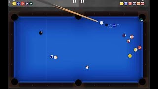 RACK'EM 8 BALL POOL GAME WALKTHROUGH