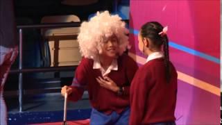 中小學生感恩棟篤笑比賽 - 寶血會培靈學校