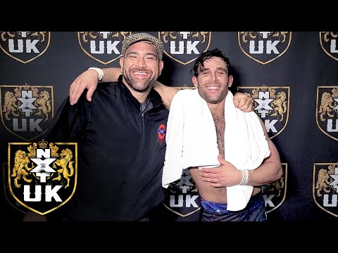 Noam Dar is ready for the Finals: NXT UK Exclusives, Sept. 16, 2021