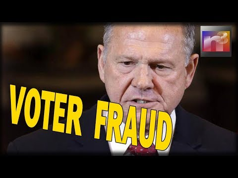 VOTER FRAUD Investigation Launched Into Alabama Senate Special Election