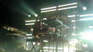 The Bloody Beetroots (Church of Noise) @ Supermarket, Torino - Bob Rifo & Tommy Lee solos